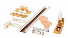 Prime-Line  White  Steel  Bi-fold Hardware Kit  1 pk