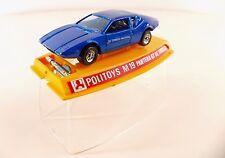 Politoys M19 Pantera GT De Tomaso 1/43 neuf en boite mint boxed
