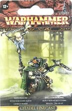 WARHAMMER Fantasy - Skaven Warlord 90-60 BLISTER GAMES WORKSHOP OPP NEW