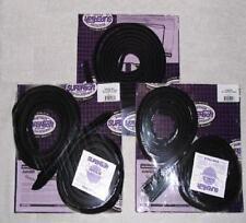 METRO 68-70 MOPAR B-BODY DOOR ROOF TRUNK Weatherstrip Rubber Seals MADE IN USA