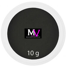 Polvere  Acrilica Nero Professionale Mevinails 10 gr -  Porcelna unghie