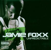 Jamie Foxx, Unpredictable - DJ CD - featuring Ludacris - New and sealed
