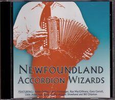 Newfoundland Accordion Wizards  HTF Canadian Folk Instrumental CD (Brand New!)