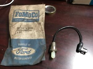 NOS 1964-1965 FORD FALCON GLOVE BOX LIGHT SWITCH C4DZ-14413A
