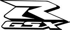 "#834 (1) 6""  Suzuki GSXR Racing Race Bike Custom Decal Sticker LAMINATED"