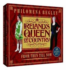 Philomena Begley From Then Till Now 3CD Irelands Queen Of country - Inc Booklet