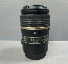 Tamron 272E AF 90mm f2.8 SP Di Macro Lens 90/2.8 Canon EF