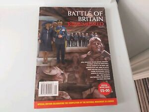 The Battle of Britain Remembered Magazine Issue 5