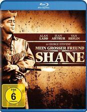 Blu-ray MEIN GROSSER FREUND SHANE # Alan Ladd ++NEU