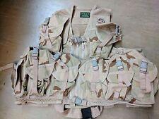 Original Arktis 1604 UK SF American Desert Camo Combat Tactical Webbing Vest