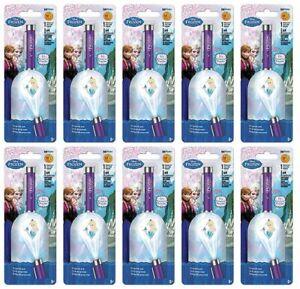 (10) Frozen Elsa Projector Pen Lot Gift Party Favors