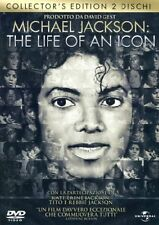 DvD MICHAEL JACKSON THE LIFE OF AN ICON 2 DvD   ......NUOVO