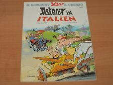 "Asterix & Obelix Band 37 ""Asterix in ITALIEN"" NEU"