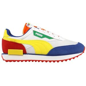 📦 Puma Future Rider Play On (Youth Girls Size 6 = Women Size 7.5) Sneaker Shoe