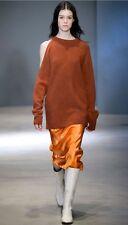 Tibi Amoret Satin Bias Skirt Size 4