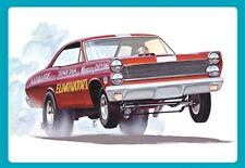 AMT 1151 1967 Mercury Cyclone Eliminator II (Dyno Don Nicholson) model kit 1/25
