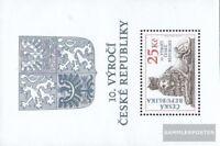 Tschechien Block18C (kompl.Ausg.) postfrisch 2003 Republik