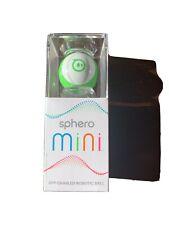 Sphero Mini App Enabled Ball Robot Green Face
