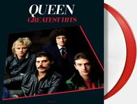 Queen - Greatest Hits Volume 1 Exclusive Limited Edition White & Red Vinyl 2LP