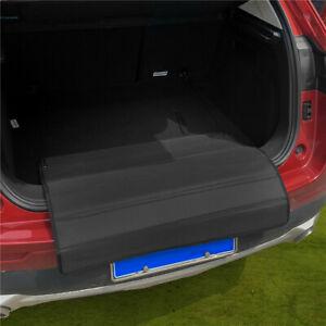 Universal Foldable Car Bumper Guard Trunk Bumper Protector Goods Pet Boot Mat
