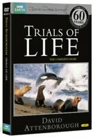 Nuovo Trials Of Life - David Attenborough DVD