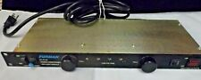 Furman PL-Plus Series II Power Conditioner and Light Module professional