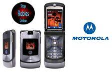 Motorola RAZR V3i Grey (Ohne Simlock) 4Band Bluetooth Original Rarz GUT OVP