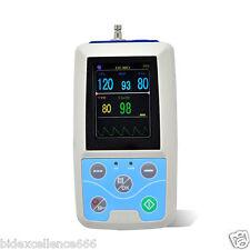 Contec ABPM SpO2 Ambulatory Blood Pressure Monitor Systerm 24h BP System+3 Cuffs