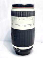 RARE! Objectif ZOOM Standard Vivitar Series 1 (NIKON) AF 70-300mm f/2,8-3,8