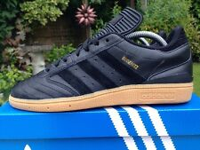 Adidas Busenitz Black Leather Size 7 Limited Edition BNIB Very Rare Skateboard