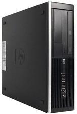 HP 8300 Elite Small Form Factor Desktop Computer Intel Core i5-3470 3.2GHz Quad