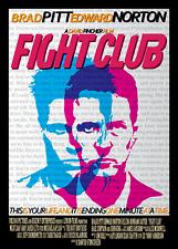 Fight Club Poster Length :500 mm Height: 800 mm SKU: 9797
