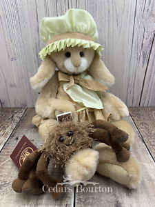 Charlie Bears `Little Miss Muffet & Incy Wincy` Limited Edition