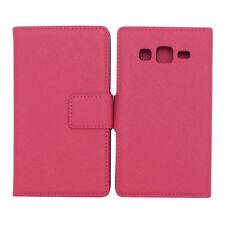 Bookstyle Case Tasche für Samsung i8580 Galaxy Core Advance pink + Kartenfächer