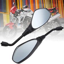 Motorcycle Rear View Mirror 10mm For BMW F650GS F800GS F800R Aprilia Tuono SL750