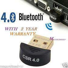 Bluetooth 4.0 USB 2.0 / 3.0 Adapter Dongle