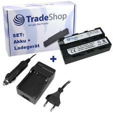 AKKU+ LADEGERÄT für Sony GV-D200 GV-D200E F960