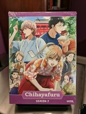 (Blu-ray) CHIHAYAFURU: Season 2 (2017, Limited Edition) Blu-ray/DVD