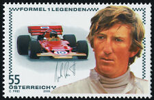 Austria 2015 MNH Jochen Rindt, Formula 1 Race Car