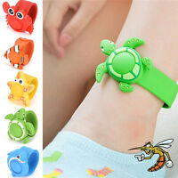 Repellent Wrist Band Anti Mosquito Wristband Repeller Pest Insect Bug Bracelet W