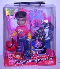 #4645 NRFB MGA Entertainment Bratz Boyz Tokyo A Go Go Dylan Doll