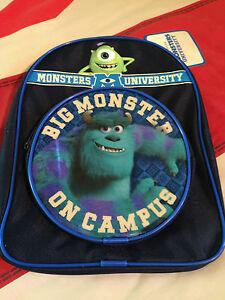 Monsters University 30cm Backpack / Bag