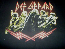 Def Leppard 2009 Tour Shirt ( Used Size L No Tag ) Nice Condition!