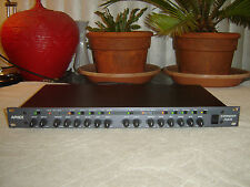 Aphex 612 Expander Gate, 2 Channel, Vintage Rack