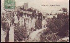 CPA  --  CREMIEU   GORGE DU TORTU   494A