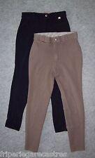 LOT de 2 Pantalons d'Equitation FOUGANZA / GEOLOGIC, Taille 14 ans --- (LPE_195)