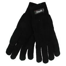 Hommes RJM Noir Thinsulate Gants-gl130 L/xl