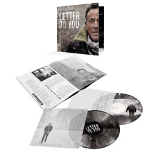 "Bruce Springsteen ""Letter To You"" US Store Exclusive Splatter Vinyl 2 LP - New"