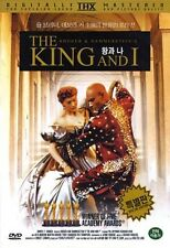 The King and I (1956) - Yul Brynner DVD *NEW