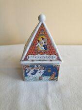 Hutschenreuther Porzellan Spieluhr Weihnachten 2000 Stille Nacht